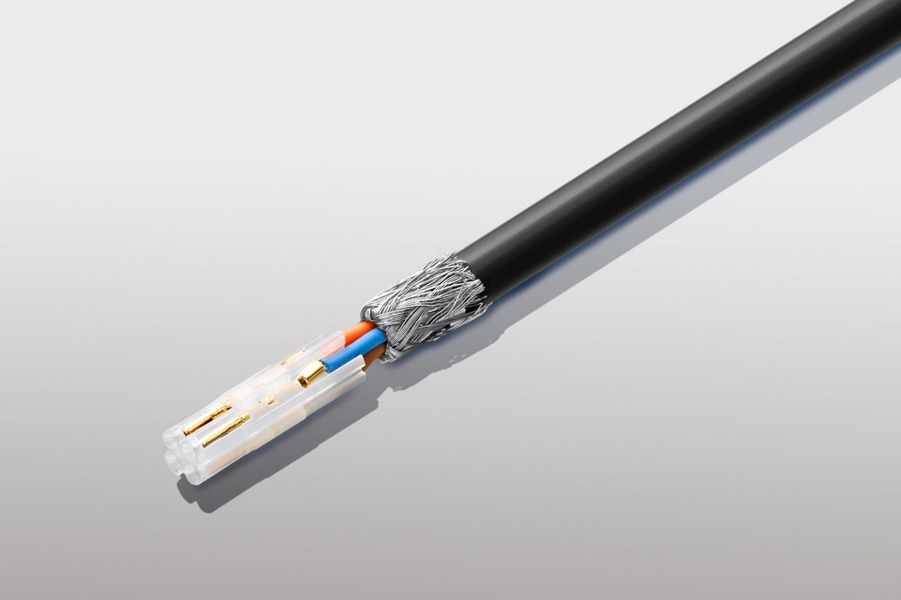 High-Speed Data Cables